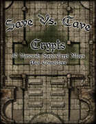 Save Vs. Cave Crypts