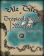 Vile Tiles: Tropical Coast Mapper