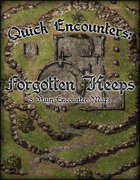 Quick Encounters Forgotten Keeps
