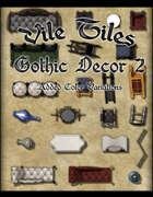 Vile Tiles Gothic Decor 2