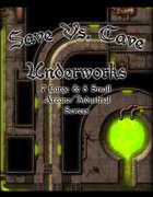 Save Vs. Cave Underworks
