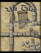 Vile Tiles Stone Walls