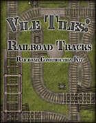 Vile Tiles Railroad Tracks