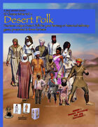 El Cheapo Minis Vol. 1 Desert Folk