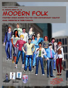 El Cheapo Minis Vol. 2 Modern Folk