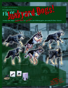 El Cheapo Minis Vol. 4 Junkyard Dogs