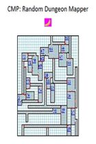 CMP Random Dungeon Mapper