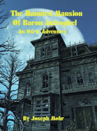 The Haunted Mansion of Baron Astrophel