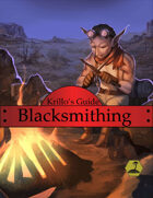 Krillo's Guide to Blacksmithing