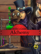 Krillo's Guide To Alchemy
