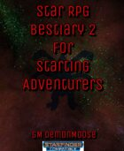 Star RPG Bestiary 2 for Starting Adventurers