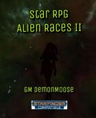 Star RPG Alien Races 2
