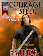 Courage and Steel (Erlik's Saga Book 1)