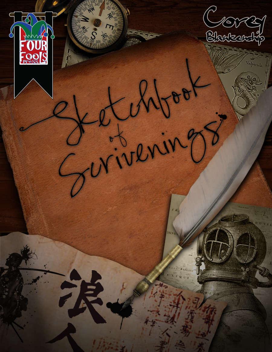 Sketchbook of Scrivenings