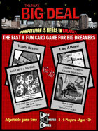 The Next Big Deal Card Game