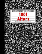 1001 Ancient Altars