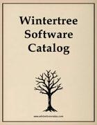 Wintertree Catalog