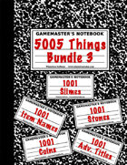 5005 Things-3 [BUNDLE]