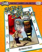 Villains and Vigilantes:Signs of the Zodiac