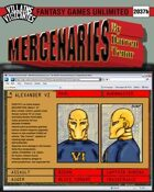 Villains and Vigilantes:Mercenaries
