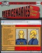 Villains and Vigilantes:Mercenaries