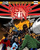 Villains and Vigilantes:Rising Sun