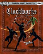 Villains and Vigilantes: Clockworks