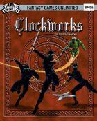Villains and Vigilantes: Clockworks