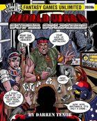 Villains and Vigilantes: World War II Super Soldiers