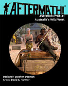 Aftermath! Asteroid Cybele: Australia's Wild West