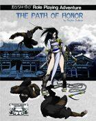 Bushido: The Path of Honor