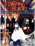 Flashing Blades: Parisian Adventure