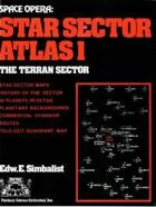 Space Opera: Star Sector Atlas 1: Terran Sector