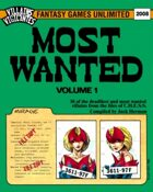Most Wanted, Volume 1