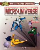 Villains and Vigilantes: Escape from the Micro-Universe