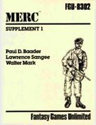 MERC: Supplement 1