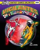 Villains and Vigilantes: Vigilantes International
