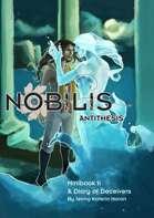 Nobilis: Antithesis, Minibook 1i