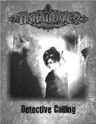 Unhallowed Metropolis - Detective Calling