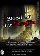 Blood on the Dungeon