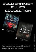 Solo Skrimish Rules Collection [BUNDLE]