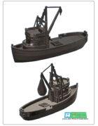 fishing ship /cutter (stl file)