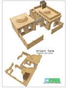 modular arabic farm set (stl file)