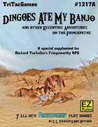Some Dingoes Ate My Banjo!
