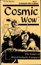 Cosmic Wow
