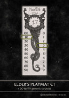 Elder's Playmat v.1 - A 00 to 99 Generic Counter