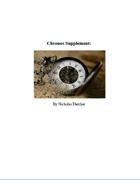 Chronos Supplement
