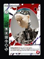 Mechanique - Custom Card