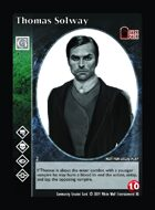 Thomas Solway - Custom Card