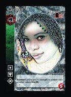 Carlota - Custom Card